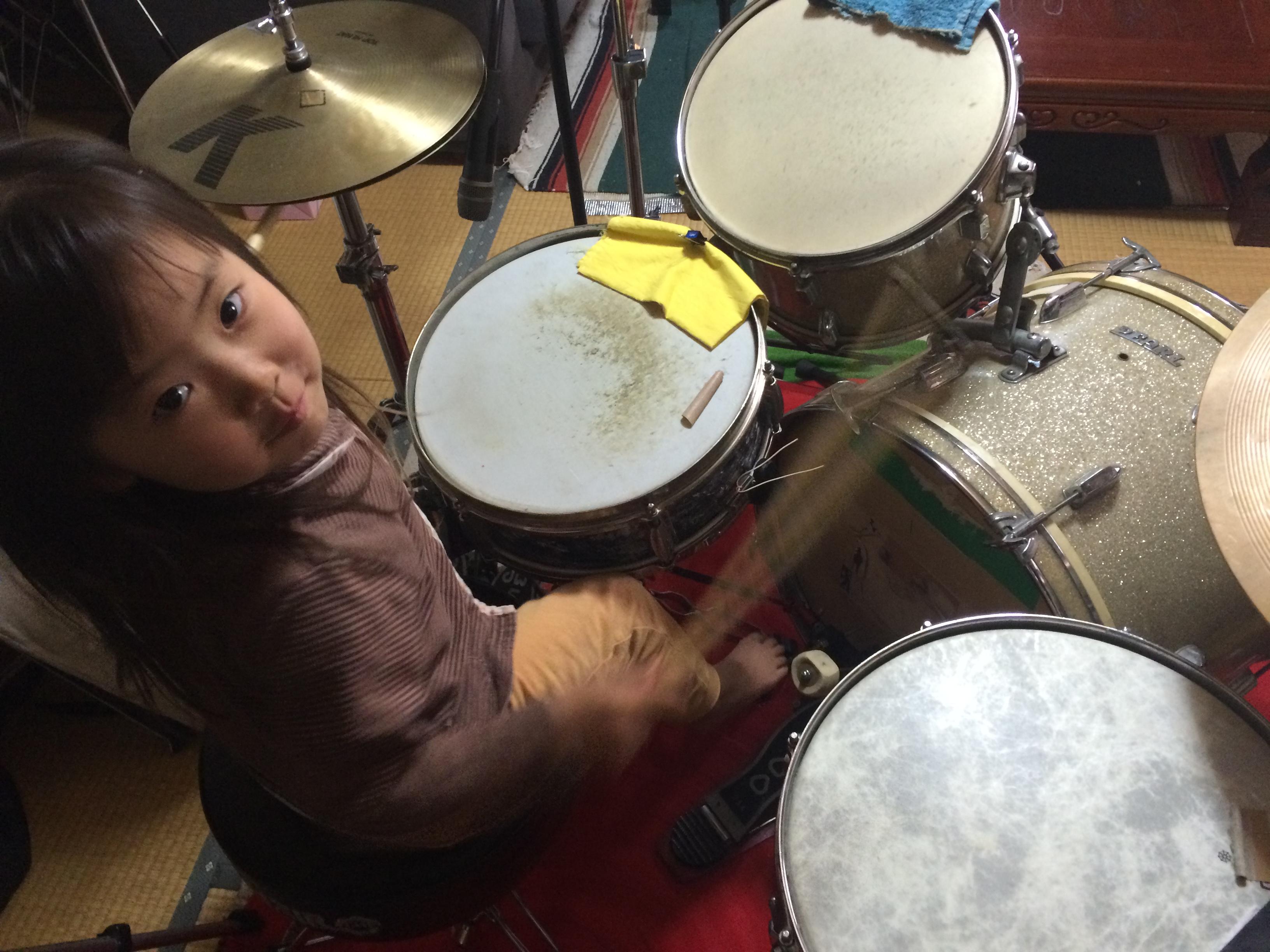ひとつドラム
